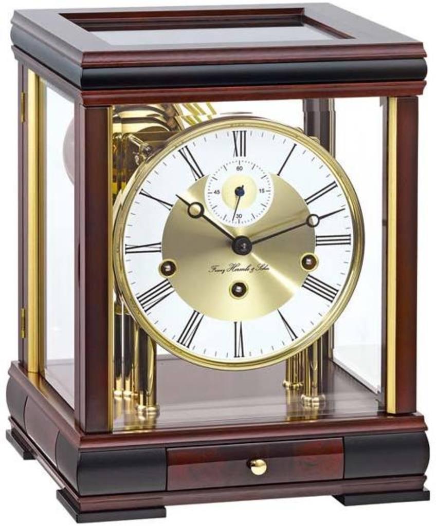 Настольные/каминные часы Hermle 22998-070352