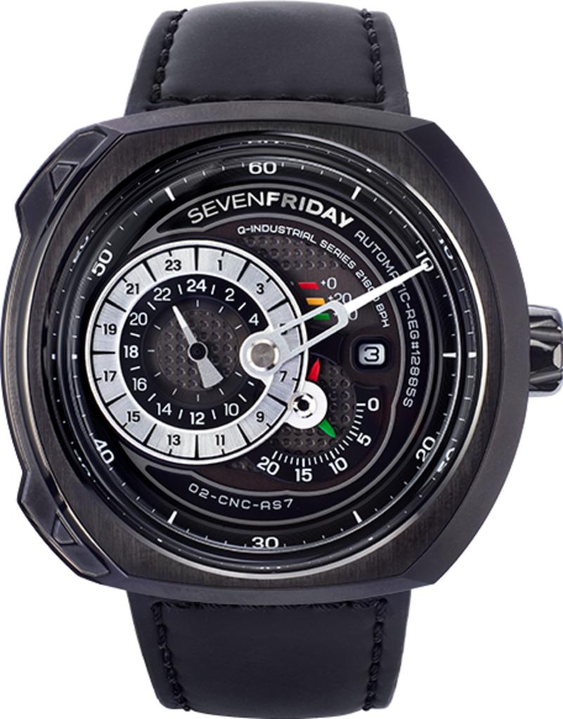 Мужские часы Sevenfriday Q3/01