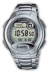 Часы CASIO W-752D-1AVEF - Дека