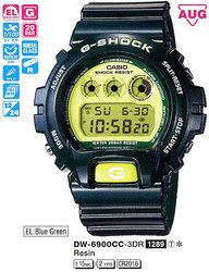 Часы CASIO DW-6900CC-3ER - Дека