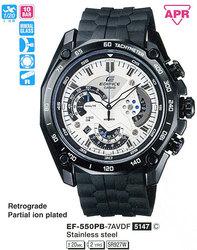 Часы CASIO EF-550PB-7AVDF - Дека