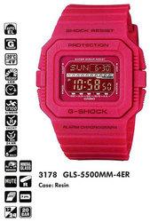 Часы CASIO GLS-5500MM-4ER - Дека