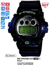 Часы CASIO DW-6900SB-2ER - Дека