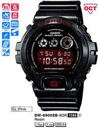 Часы CASIO DW-6900SB-8ER - Дека