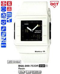 Часы CASIO BGA-200-7E2ER - Дека