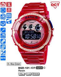 Часы CASIO BGD-121-4ER - Дека