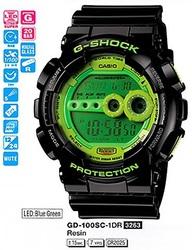 Часы CASIO GD-100SC-1ER - Дека