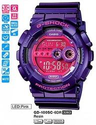 Часы CASIO GD-100SC-6ER - Дека