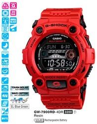 Часы CASIO GW-7900RD-4ER - Дека