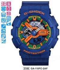 Часы CASIO GA-110FC-2AER - Дека