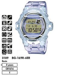 Годинник CASIO BG-169R-6ER - Дека