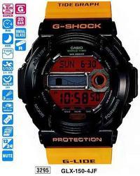 Часы CASIO GLX-150-4ER - Дека