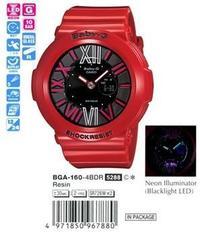 Часы CASIO BGA-160-4BER - Дека