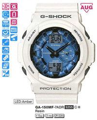 Часы CASIO GA-150MF-7AER - Дека
