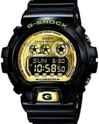 Часы CASIO GD-X6900FB-1ER - Дека