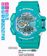 Часы CASIO GA-400A-2AER - Дека