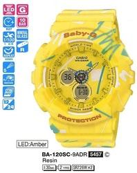 Часы CASIO BA-120SC-9AER - Дека