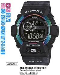 Часы CASIO GLS-8900AR-1ER - Дека