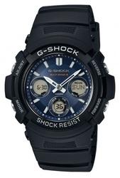 Часы CASIO AWG-M100SB-2AER - Дека