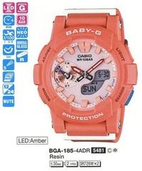 Часы CASIO BGA-185-4AER - Дека