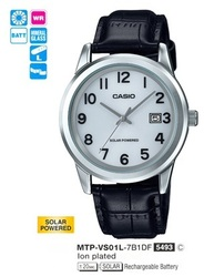 Часы CASIO MTP-VS01L-7B1DF - Дека
