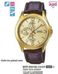 Часы CASIO MTP-V301GL-9AUDF - Дека