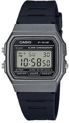 Часы CASIO F-91WM-1BEF - Дека