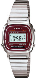 Часы CASIO LA670WA-4DF - Дека
