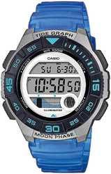 Часы CASIO LWS-1100H-2AVEF - Дека