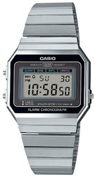 Часы CASIO A700WE-1AEF - Дека