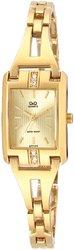 Часы Q&Q GT77-010Y - Дека