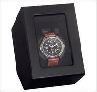Коробка для завода часов Beco 309288 (черная) - Дека