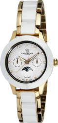 Часы CHRISTINA 307GW - Дека
