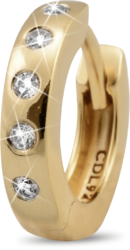 Сережки CC 670-G13topaz - Дека