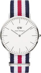 Часы Daniel Wellington DW00100016 Canterbury 40 - Дека