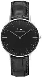 Часы Daniel Wellington DW00100147 Black  Reading 36 - Дека