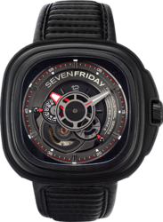 Часы SEVENFRIDAY SF-P3B/01 - Дека
