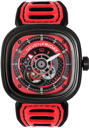 Часы SEVENFRIDAY SF-P3B/06 - Дека