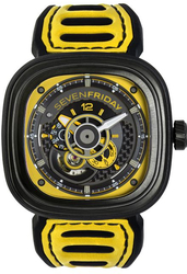 Часы SEVENFRIDAY SF-P3B/03 - Дека